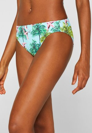 Bas de bikini - turquoise