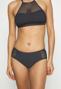 Esprit - CERRO BEACH - Bikini pezzo sotto - anthracite - 0