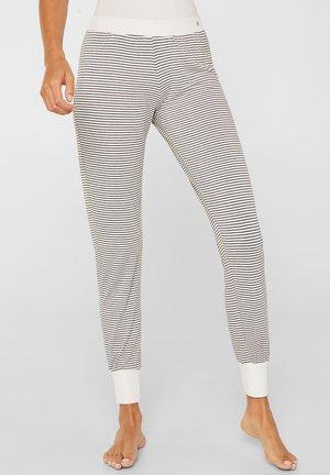 MIT STREIFEN - Pyjamabroek - grey