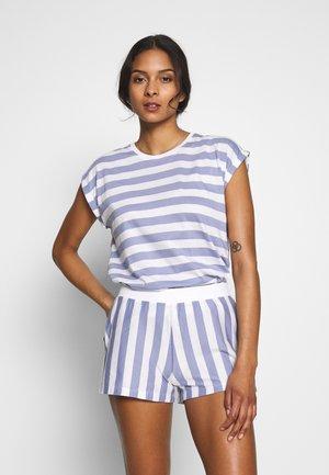 DEENAH - Pyjamasbukse - white