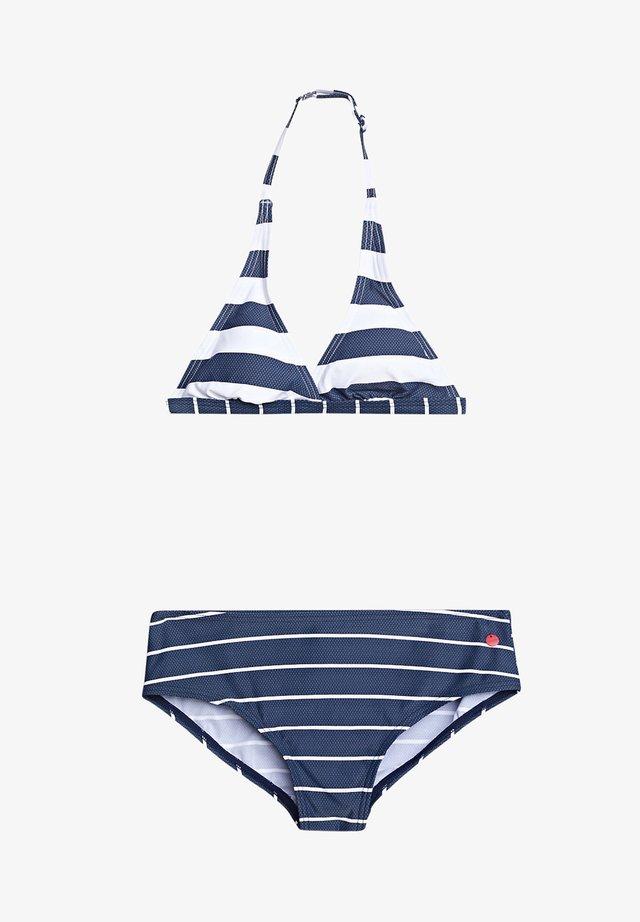 SET - Bikini - dark blue