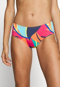 Esprit - TILLY BEACH SEXY SHORTS - Swimming shorts - red orange - 0