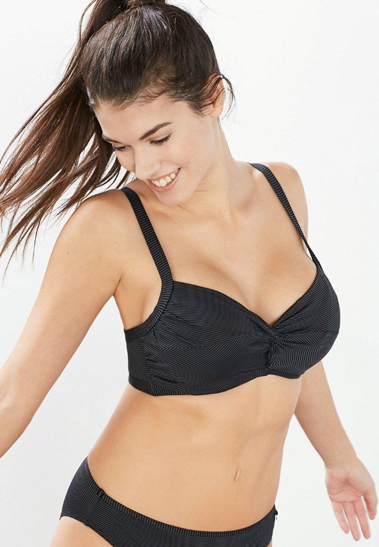Esprit - Bikini top - black
