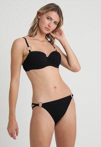 Esprit - RYE BEACH PADDED BRA  - Bikini pezzo sopra - black - 1
