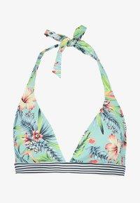 Esprit - SOUTH BEACH HALTERNECK - Góra od bikini - turquoise - 3