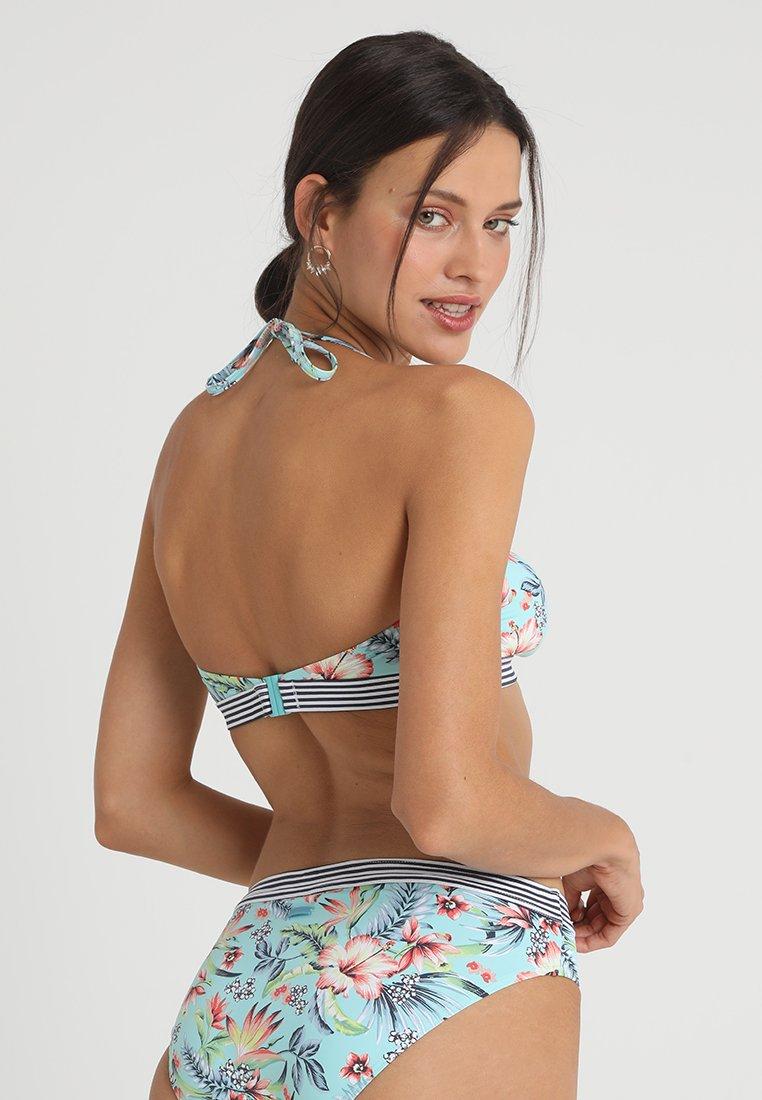 Bikini De Esprit PaddedHaut Beach South Bandeau Turquoise 345jLqAR