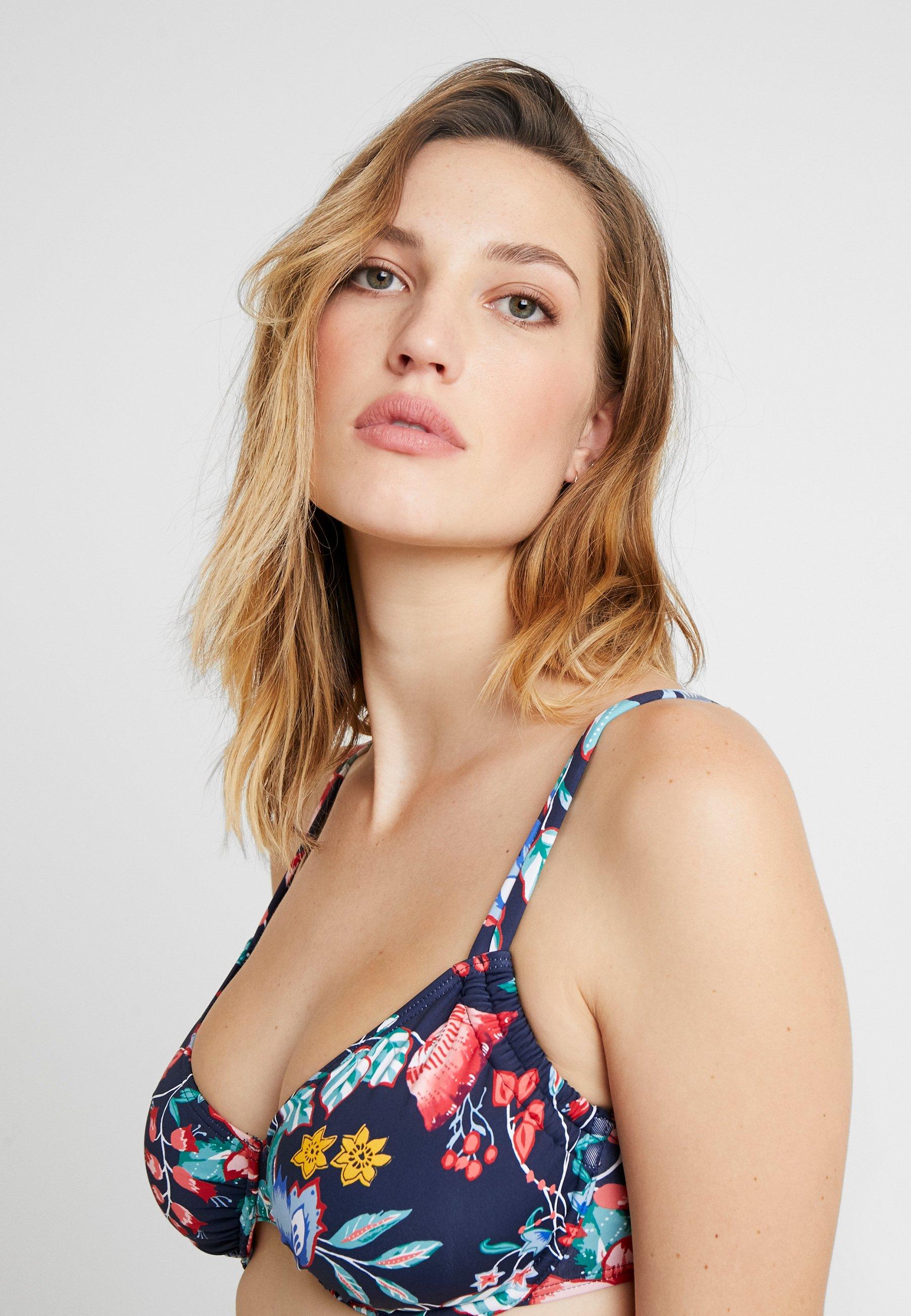 Esprit JASMINE BEACH UNDERWIRE - Góra od bikini - ink