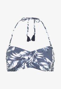 Esprit - BYRON BEACH - Bikini top - ink - 4