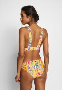 Esprit - JASMINE BEACH PAD BRA TOP - Bikini top - sunflower yellow - 2