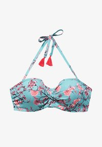 Esprit - BILGOLA - Bikinitop - turquoise - 5