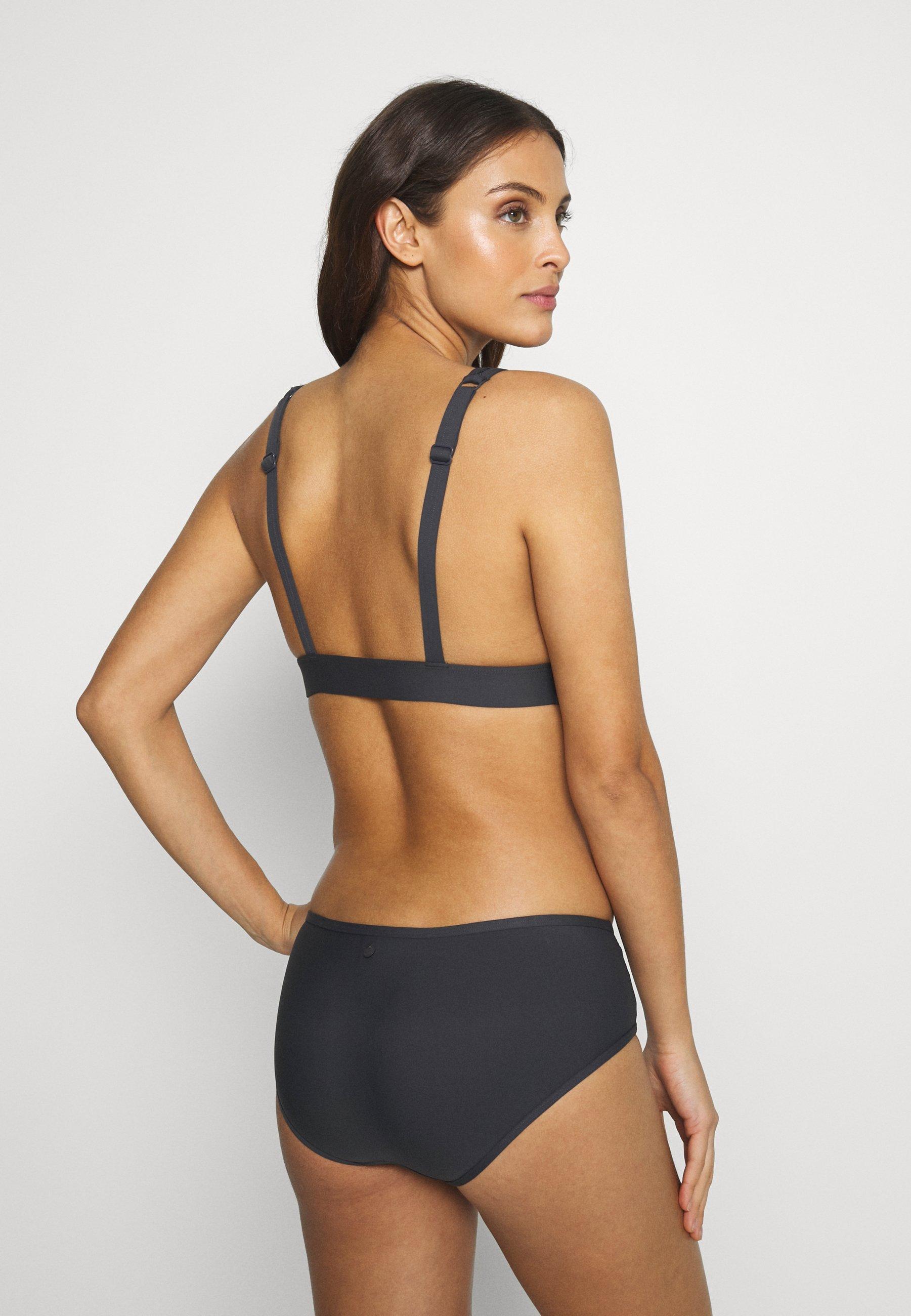 Esprit CERRO BEACH - Góra od bikini - anthracite