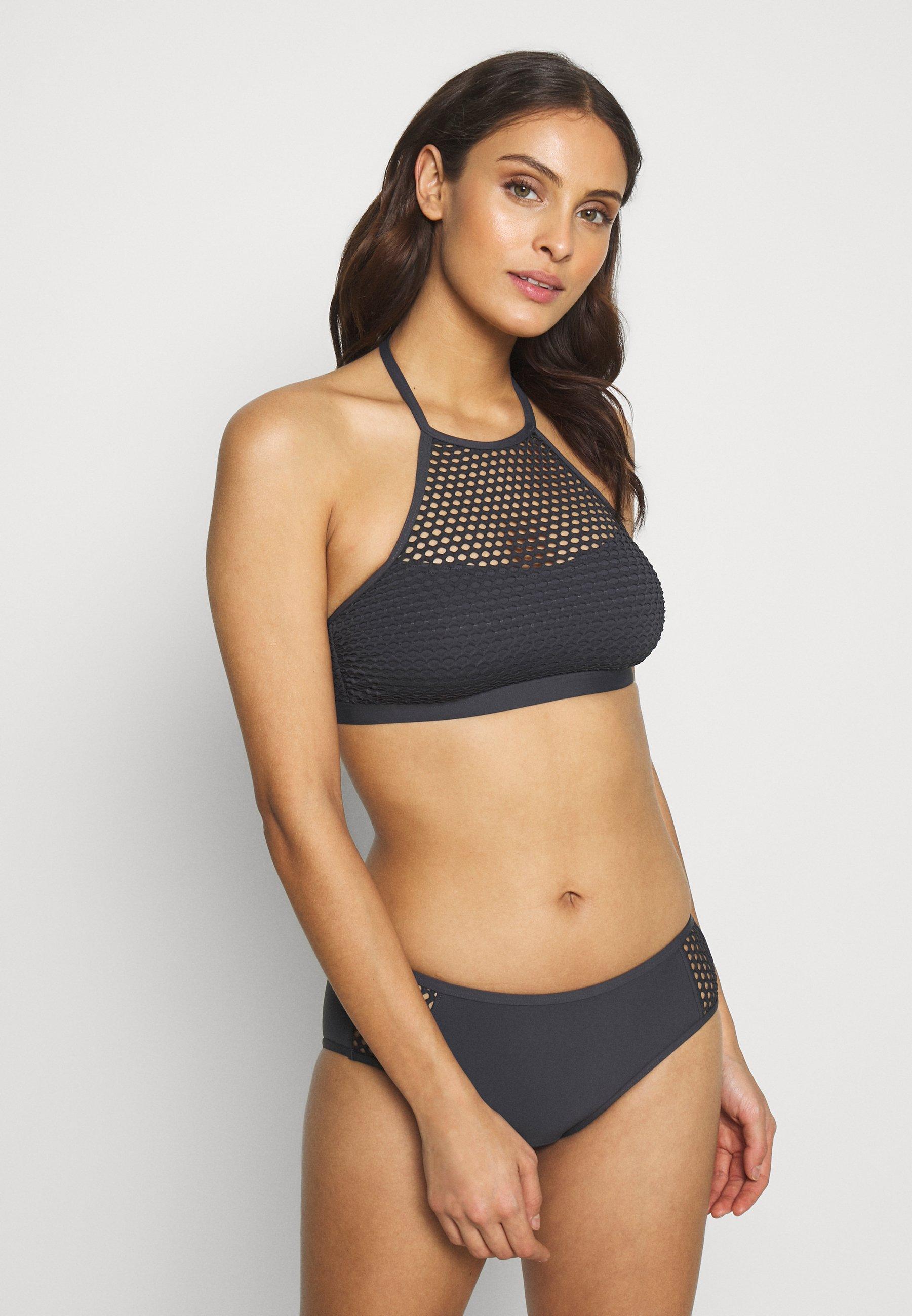 Esprit Cerro Beach - Bikiniöverdel Anthracite
