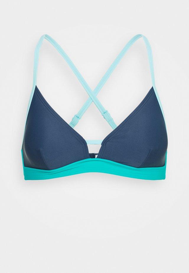 ROSS BEACH - Bikiniöverdel - turquoise