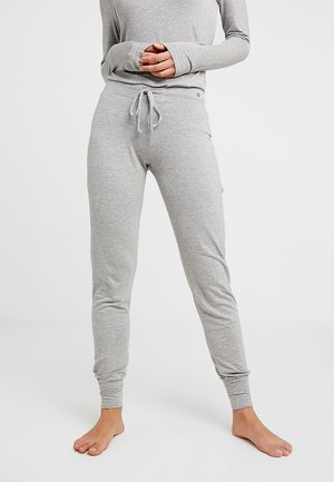 SINGLE PANTS - Nattøj bukser - medium grey