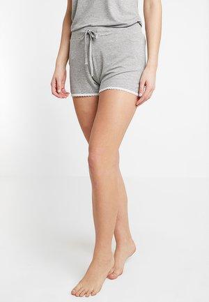 SINGLE SHORT - Pantaloni del pigiama - medium grey
