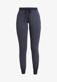 Esprit - JAYLA SINGLE PANTS - Pyjamasbukse - navy - 3