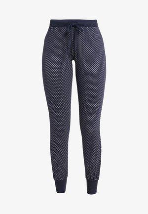 JAYLA SINGLE PANTS - Pyjamasbukse - navy