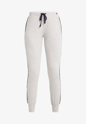 JAYLA SINGLE PANTS LEG - Pyjamasbukse - light grey