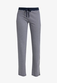 Esprit - JORDYN SINGLE PANTS LEG - Pyjamasbukse - navy - 3