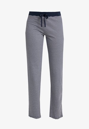 JORDYN SINGLE PANTS LEG - Pyjamasbukse - navy