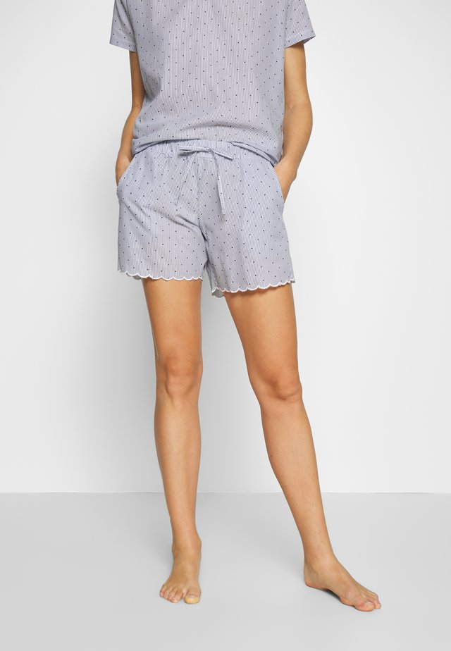 CORRIE - Pyjamasbukse - blue lavender
