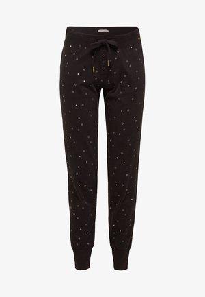 Pyjamabroek - black