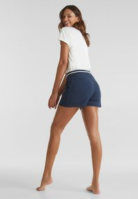 Esprit - Shorts - navy - 3