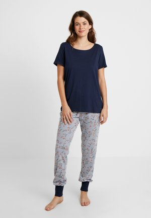 DILARA PYJAMA - Pyjama set - navy