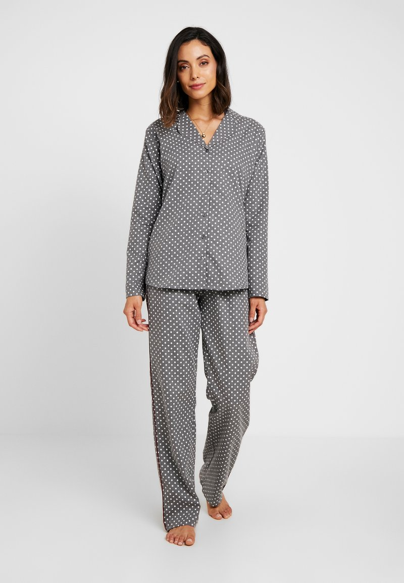 Esprit - FENJA SET - Pyžamová sada - light grey