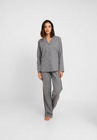 Esprit - FENJA SET - Pyžamová sada - light grey - 1