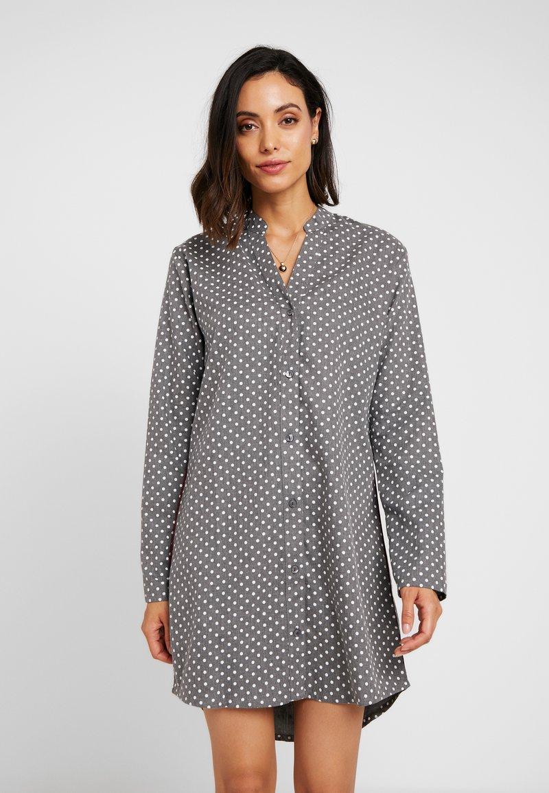 Esprit - FENJA NIGHTSHIRT - Nachthemd - light grey