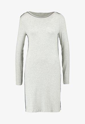 JAYLA NIGHTSHIRT MELANGE  - Nattskjorte - light grey