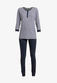 Esprit - JORDYN SET - Pyjama set - navy - 4
