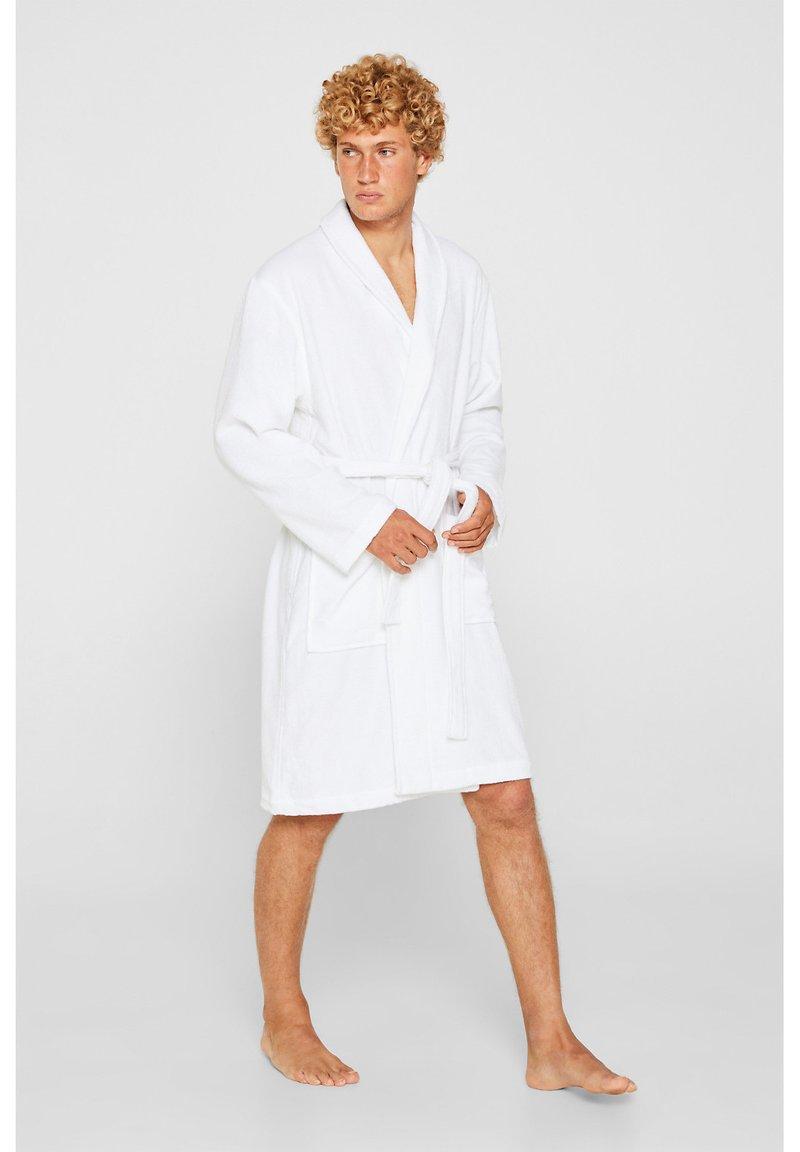 Esprit - Badjas - white