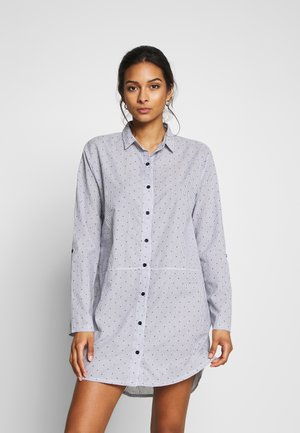 CORRIE - Nightie - blue/lavender