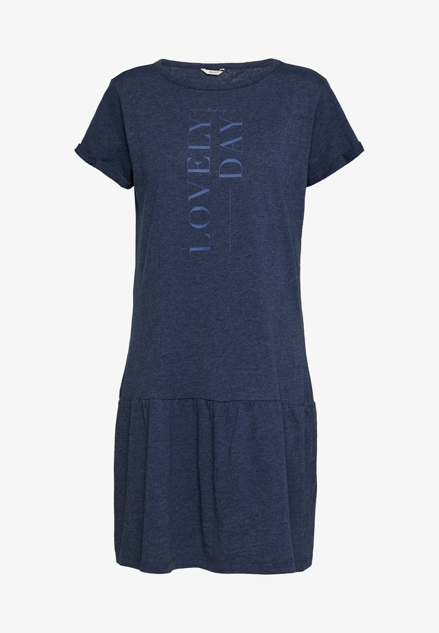 ANIE - Camicia da notte - navy