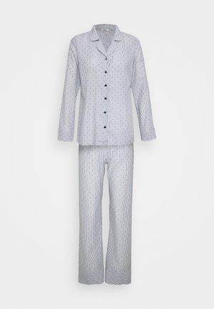 CORRIE SET - Pyjamas - blue lavender