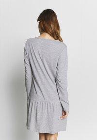 Esprit - ANIE CAS - Koszula nocna - medium grey - 2