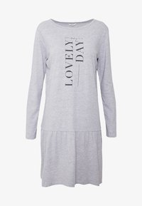 Esprit - ANIE CAS - Koszula nocna - medium grey - 4