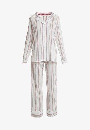 Pyžamová sada - off white