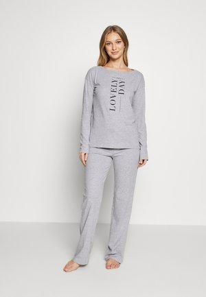 ANIE - Pyjama - medium grey
