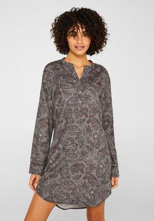 Chemise de nuit / Nuisette - medium grey