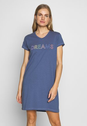 DUNIA  - Nightie - blue lavender