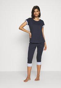 Esprit - DRIFA SET - Pyjama set - navy - 1