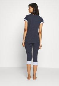 Esprit - DRIFA SET - Pyjama set - navy - 2