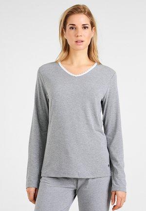 SINGLE SHIRT - Nattøj trøjer - medium grey