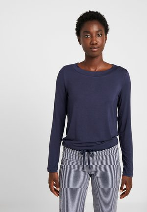 JAYLA SINGLE - Pyjamasoverdel - navy