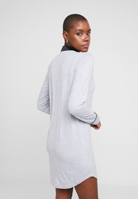 Esprit - KAIH NIGHTSHIRT SOLID - Noční košile - medium grey - 2