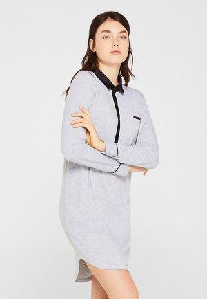 Negligé - pastel grey