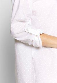 Esprit - DACE CAS - Noční košile - white - 5
